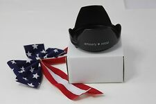 72mm Tulip Flower Lens Hood for DSLR EF-S Canon 18-200mm f/3.5-5.6 IS