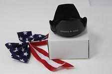 72mm Tulip Flower Lens Hood for DSLR Nikon Sony Canon Camera