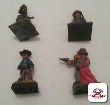 Cowboy Miniatures Painted Games workshop 1984 (C18B2)