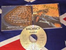 VACANCY - stranded  CD 1999  AOR BOBBY ALTVATER