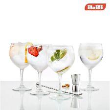 "Ibili ""The Gin Concept"" Gin & Tonic Set inc. 6 Glasses, 1 Mixer, 1 Jigger"