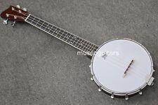 """26"""" ukulele banjo with sapele plywood"""