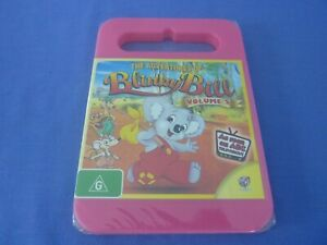 The Adventures Of Blinky Bill Volume 5 DVD Region 4 New Sealed