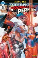 Superman 14 (Rebirth) - Deutsch - Panini - Comic - NEUWARE