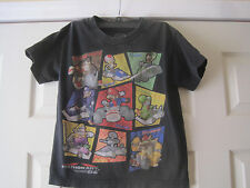 Nintendo Mario Cart DS~Black T-shirt~Boys Size S~LBDLJ