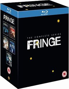 Fringe - The Complete Series 1-5 [Blu-ray] *BRAND NEW*