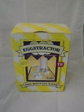 Smart Line Eggstractor Peeler Egg Slicer New in Box as seen on TV
