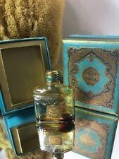 Antique 4711 TOSCA Cologne Germany Mini Perfume Original Box Aqua All Labels