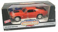 1:18 Ertl American Muscle Ford 1970 Boss 429 Mustang Item 7473