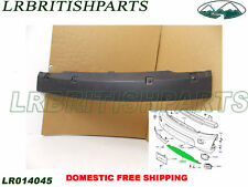 GENUINE LAND ROVER FRONT TOWING EYE COVER LR4 2010-2013 NEW LR014045 OEM