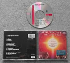 Earth, Wind & Fire - The Love Songs - Original UK Issue CD