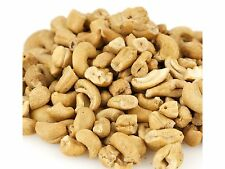 SweetGourmet Cashews Roasted Unsalted Pieces - 5LB FREE SHIPPING!