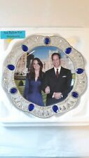 Prince William & Kate Collector Plate- A Royal Engagement New