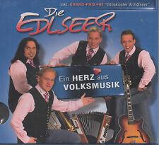 Die Edlseer Ein Herz aus Volksmusik CD NEU inkl. Grand-Prix-Hit Stoakogler ...