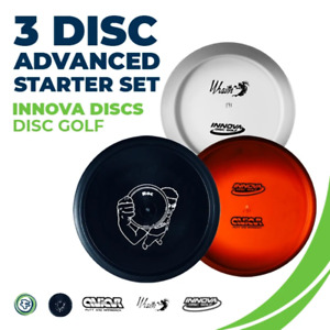 Innova Disc Golf Advanced Premium STARTER Pack