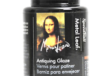 Speedball Mona Lisa Antiquing Glaze for Metal Leafing Projects – Made in Usa .