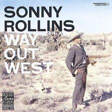 Sonny Rollins, Way Out West, Excellent, Audio CD