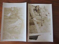 VTG Film Negatives Construction Muskingum Watershed Ohio 1930s Lot of 17 #9009