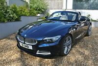 BMW Z4 S Drive 35I with DCT and adaptive suspension only 72,800 miles