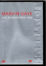 MARVIN GAYE - LIVE IN MONTREUX 1980 - DVD