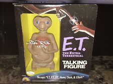 E.T. The Extra Terrestrial Rare Matthew DeMeritt Signed LJN Action Figure 1982