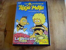 Usado - DVD de la película LAS AVENTURAS DE LA ABEJA MAYA - Planeta Junior