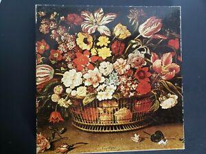 Vintage Springbok Bouguet Of Flowers Puzzle Over 500 Pieces Hallmark 1971