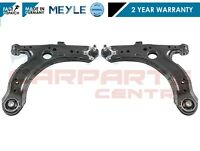 FOR VW BORA 1998-2004 FRONT LEFT RIGHT SUSPENSION WISHBONE CONTROL ARMS MEYLE