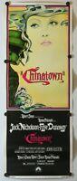 """Chinatown 1974 Original Insert Movie Poster 14"""" x 36"""""""