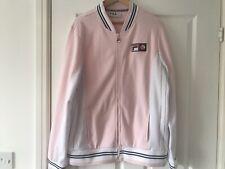 Fila...Bj (Bjorn Borg) Rare Pink Settanta Tracksuit Top, Size L,Large