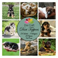 New Dixi Craft Topper Pack Dog