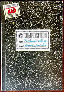MAD #20 -  Classic EC Comic!  Fine Minus (5.5)  Sweet copy!  Feb 1955