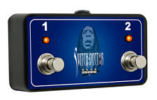 Switch Doctor Custom Footswitch Replacement for Hughes & Kettner FS-2