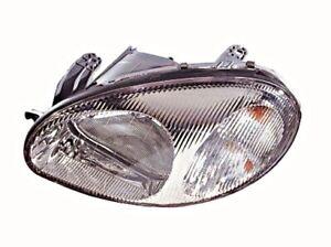 Manual Headlight Front Lamp RH Fits DAEWOO Lanos I 1 II 2 1996-2003