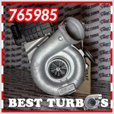 Turbocharger TURBO 765985 BMW X5 3.0D (E70) X6 3.0 dx (E71) 235HP-173KW Garrett