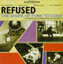 REFUSED - THE SHAPE OF PUNK TO COME  CD NEU