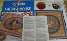 CATCH A MOUSE CAT & MOUSE GAME FUN FOR WHOLE FAMILY! RARE! SHIPS FREE!