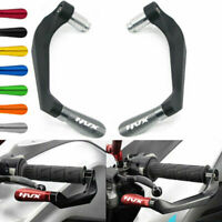 "7/8"" CNC Brake Clutch Lever Guard Protector For Yamaha NMAX 155 NMAX125 NVX XMAX"