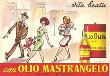 MILANO  -  MONOPOLI...............vita beata con OLIO MASTRANGELO !!!!!