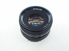 Carl Zeiss planar t * 1,7/50 mm lente para Contax/Yashica