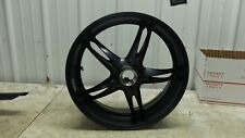 07 Triumph Speed Triple 1050 Rear Back Rim Wheel