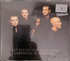 East Seventeen Featuring Gabrielle If You Ever CD Single