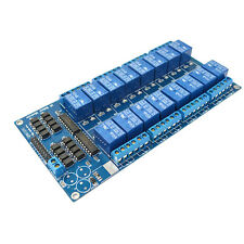 1PCS 16-Channel 5V Relay Shield Module with optocoupler For Arduino NEW CA