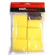 Hair Neutralising sponges x6