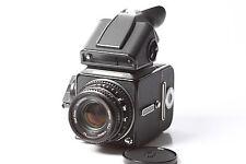 Hasselblad  500C/M mit Carl Zeiss Planar 1:2,8 / 80mm T* + Zucher