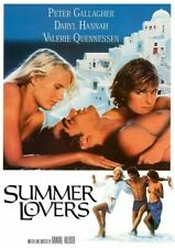 Summer Lovers [New Dvd]