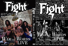 Fight - Rob Halford - Judas Priest - War of Words Live - Dvd
