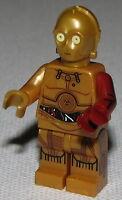 LEGO NEW C-3PO MINIFIGURE POLYBAG SEALED BAG SET STAR WARS DROID