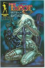**TAROT: WITCH OF THE BLACK ROSE #3**JUL 2000, BROADSWORD**LOW PRINT COVER B**NM