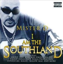 I Am the Southland [PA] by Mister D (CD, 2013, SL)